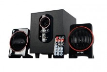 Sistem audio 2.1 Intex