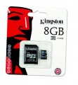 Card Memorie MicroSD 8GB Kingston
