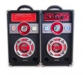 Set 2 boxe cu amplificare si MP3 Intex BAMP7Y
