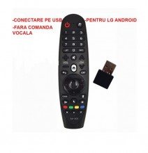 TELECOMANDA SMART LCD LED LG cu airmouse in 2.4G